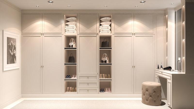 Jak pečovat o vestavěnou skříň? Přečtěte si několik tipů jak na to