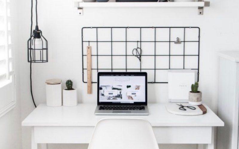 FOTOinspirace: 10 tipů, jak si zařídit pracovnu