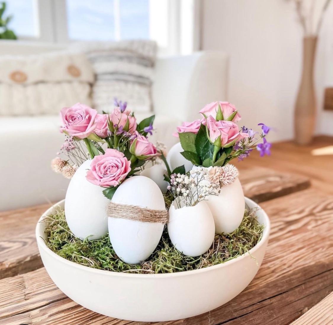 Svátky jara klepou na dveře: Udělejte si velikonoční výzdobu trochu jinak!