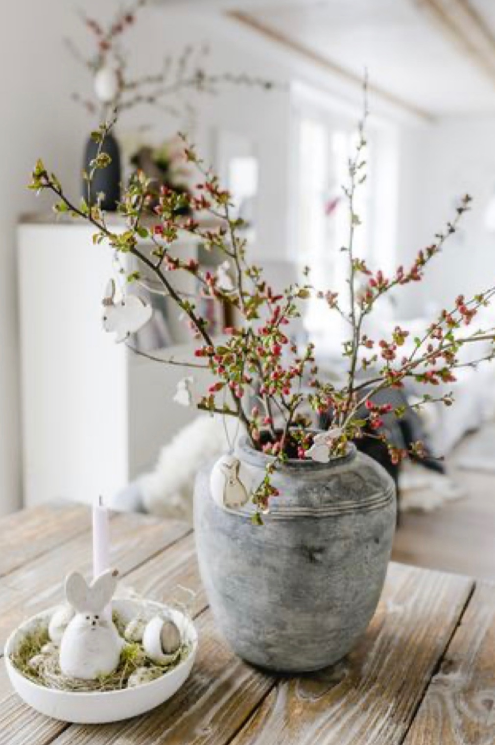 Velikonoční minimalismus Na výzdobu stále není pozdě!